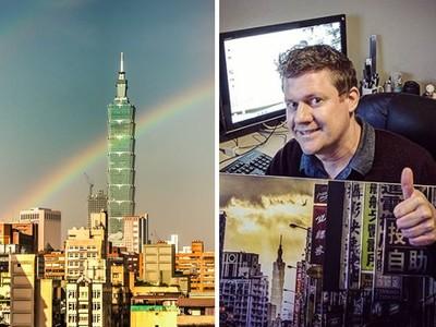 丹麥攝影師送給台灣人的禮物!留台13年毋甘走:我就愛這塊土地