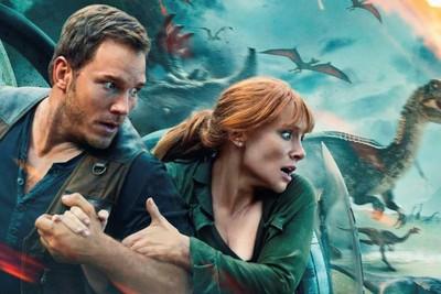 專訪/拍《侏羅紀》比當「星爵」操 自由落體嚇歪女主角