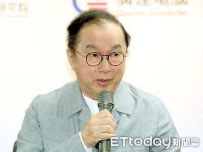 廣達林百里現身經濟部業務會報 為產業AI化提建言