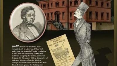 神聖的職業「法醫」的誕生 竟然源自19世紀哈佛教授謀殺案!