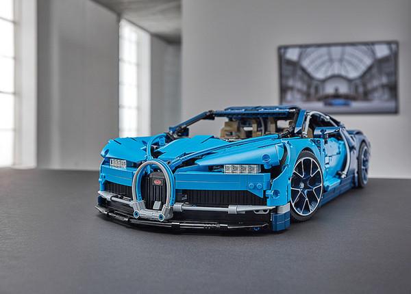 ▲樂高夢幻逸品!Bugatti Chiron 349.9美元上市。(圖/翻攝自Lego)