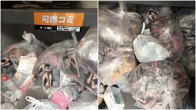 「AKB發新專輯」隔天全進垃圾堆! 鄉民諷刺:浪費是褻瀆偶像
