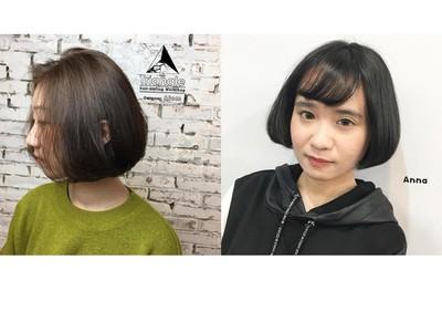 夏天想耍涼「齊耳短髮」來襲! 13種清爽髮型把臉修小小