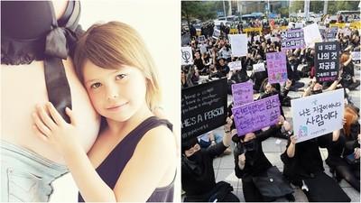 南韓部長反墮胎「女人爽做愛要負責!」 一句話讓女性理智線全斷