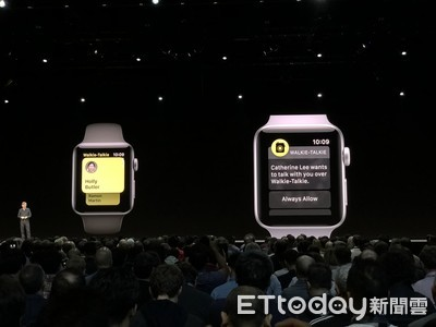 WatchOS 5.3更新釋出 Apple Watch對講機功能回歸