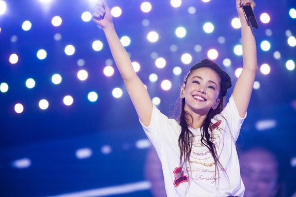▲安室奈美惠3日結束巡演。(圖/翻攝自安室奈美惠臉書)