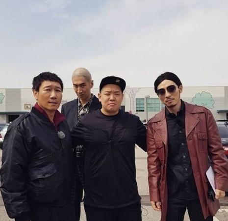 ▲▼《Running Man》的PD李煥鎮婚禮邀請劉在錫擔任主持人。(圖/翻攝自韓網)