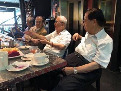 楊斌邀劉泰英共同開發北韓新義州