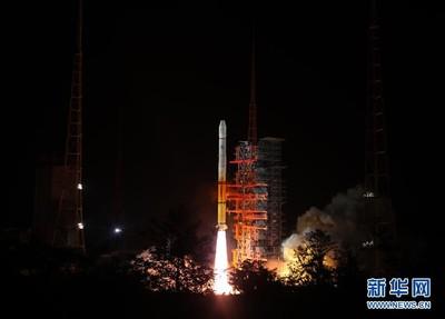 風雲二號H星成功在西昌發射
