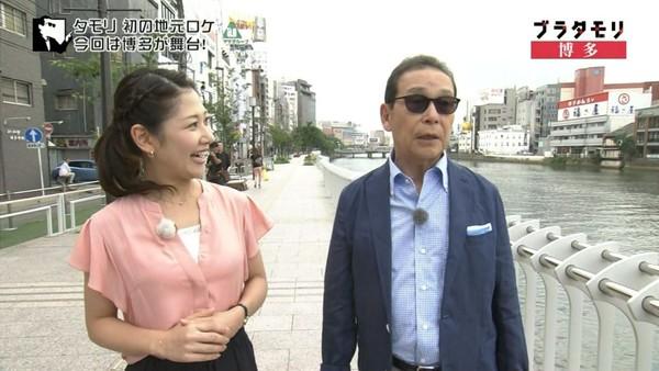 ▲▼桑子真帆是NHK新聞主播,還主持行腳節目《閒走塔摩利》。(圖/翻攝自日網)