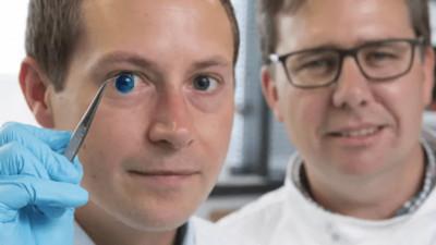 10分鐘印出眼角膜!3D列印+生物墨水combo 再也不必等捐贈