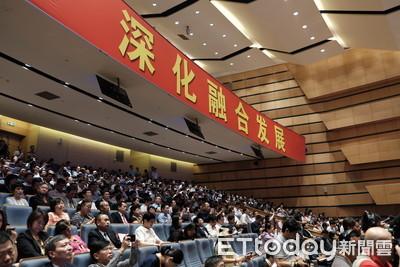 上萬台灣民眾參加海論 陸委會批灌水