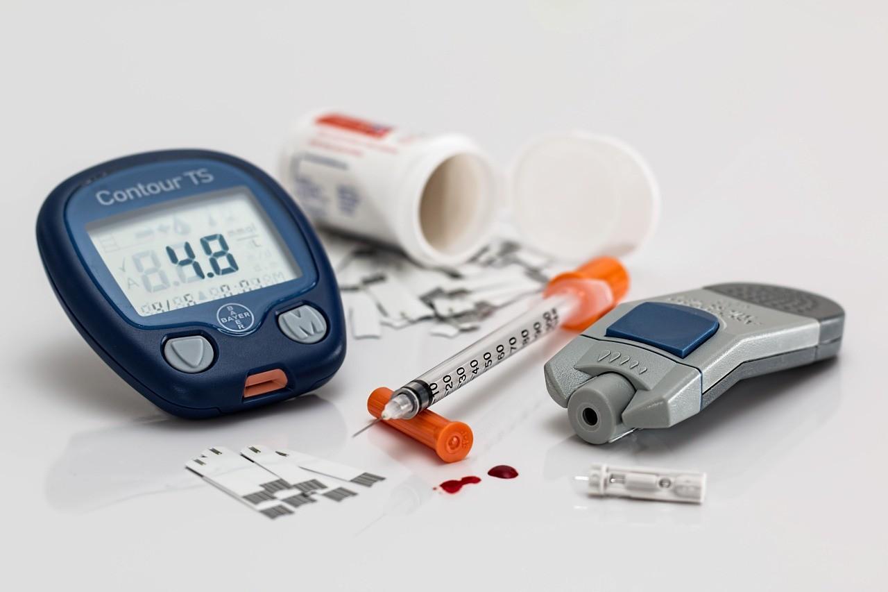 ▲洗腎,糖尿病,血糖,量血糖,血糖測紙。(圖/翻攝自pixabay)