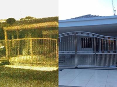 堅持買破屋被嘲笑!新婚夫妻改造成典雅豪宅,兩年後PO出驚人對比