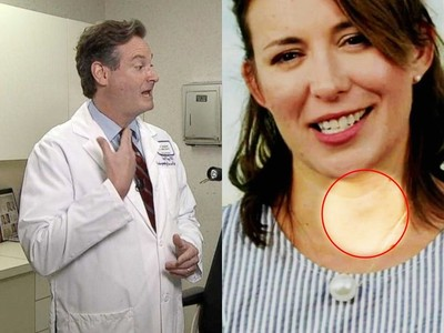 「鷹眼神醫」在家看電視兼看診!隔空看見皮下腫瘤 女藝人確診罹癌