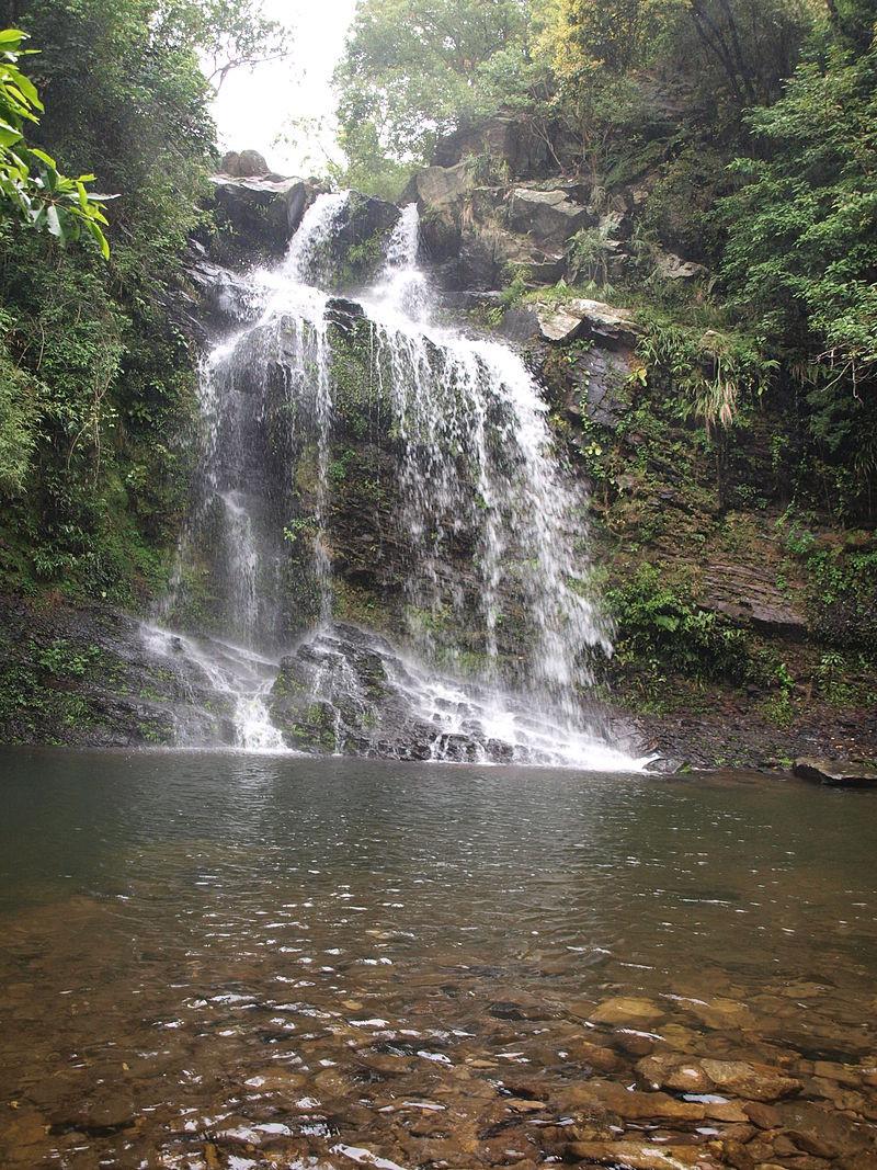 ▲▼發現仙境!祕魯絕美「新娘瀑布」 車程2小時才看得到。(圖/翻攝自維基百科)