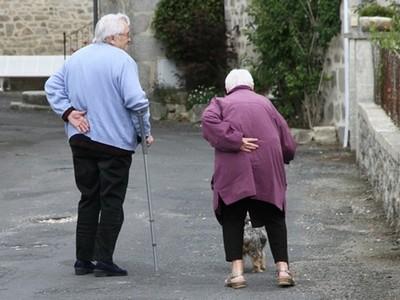 對神主牌喊「老婆我煮飯給妳吃」 獨居老人摔傷,求路人幫載回家