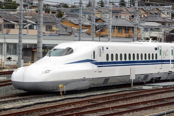 ▲▼東海道新幹線。(圖/翻攝東海道新幹線粉絲團)