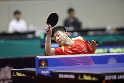 世桌賽沒有中國 ITTF:就延期