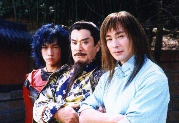《風雲》雄霸是日本人。(圖/翻攝自網路)