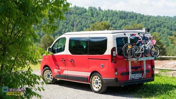 邁向大自然體驗 Nissan e-NV200 / NV300 Camper 露營車登場