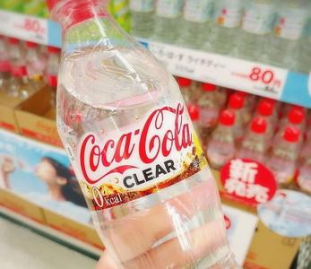 網:聞起來像魔術靈?「日本透明可樂」上市開箱懶人包