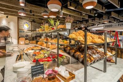 都柏林機場無人商店「誠實用餐」開張