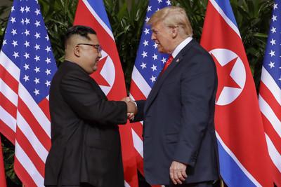 南韓媒:美擬用終戰宣言換北韓毀核設施
