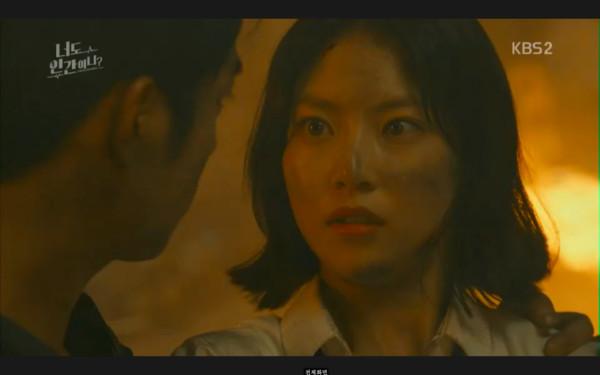 ▲▼ 雷/掉眼淚就要擁抱她! 「機器人」徐康俊(圖/翻攝自KBS)