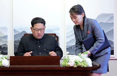 北韓處決4外交官 金與正遭降職