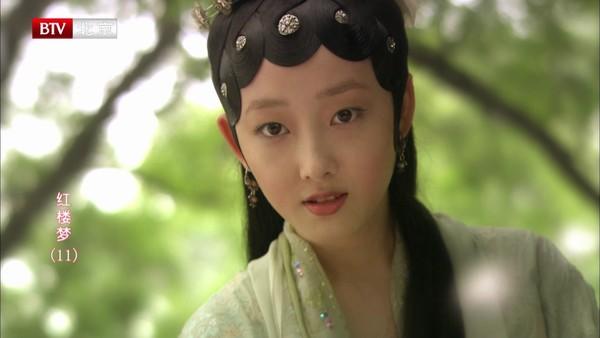 ▲蔣夢婕演活的「林黛玉」,在星途闖出名號。(圖/取自網路)