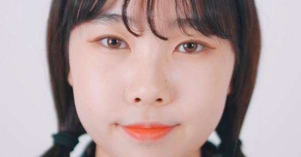▲▼金夏妍唱歌影片曝光,身份因而被揭開。(圖/翻攝自韓網)