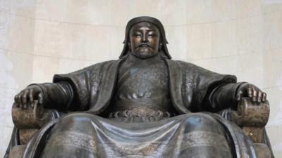 1600萬人是他後代!成吉思汗讓千名女性受孕 果然強者才留得住基因