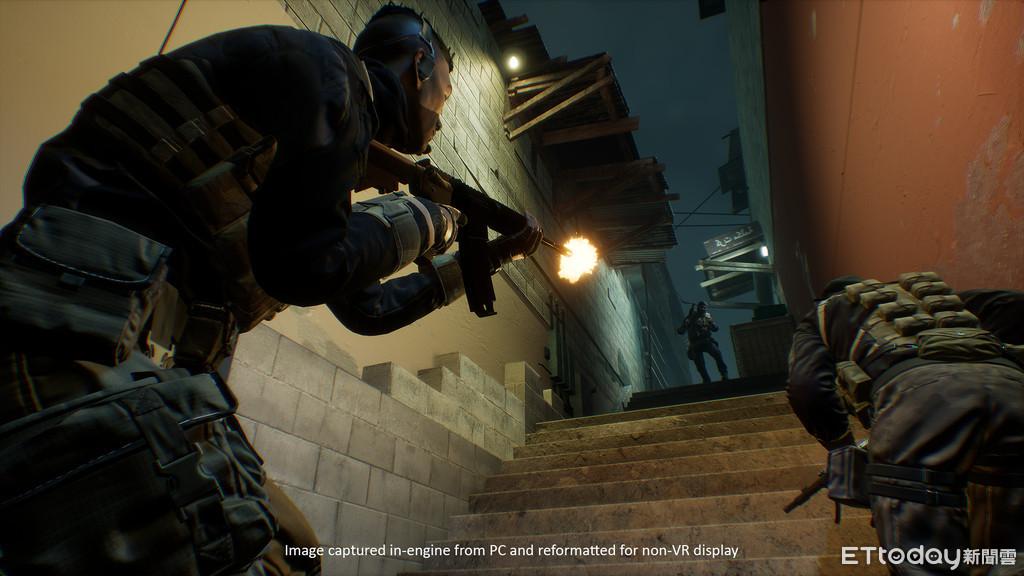 獨/PS VR射擊對戰遊戲《Firewall Zero Hour》E3實機動手試玩