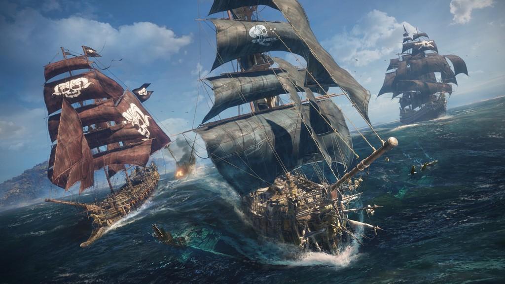 體驗海盜狩獵!《怒海戰記》開放 Beta 試登記搶先玩