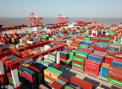 對美出口降 陸商務部:原則不讓步