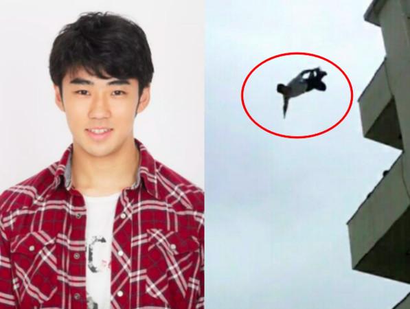 ▲《假面騎士》21歲野邊大地14日被證實墜樓身亡。(圖/翻攝自推特、日媒)