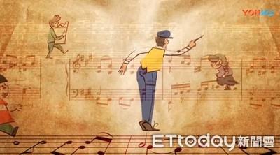唐寶寶的交響樂 台動畫入圍大賽