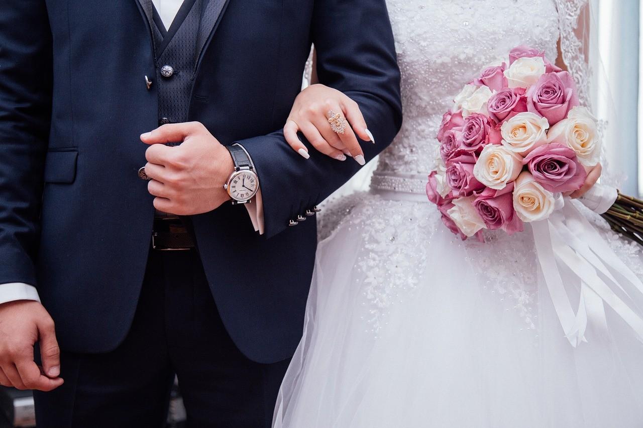 ▲▼結婚,新娘,婚紗,婚禮。(圖/pixabay)