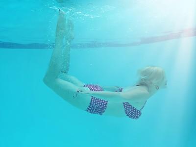 游泳減肥效果竟比跑步爛!