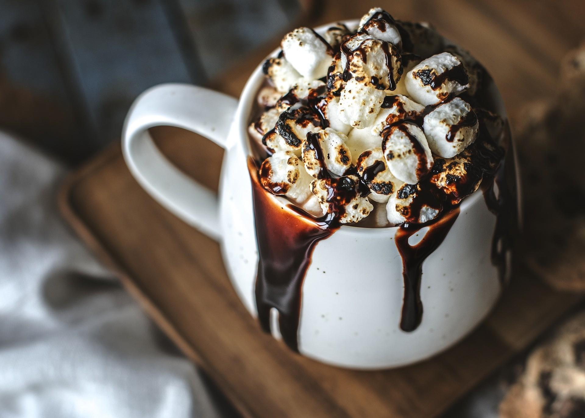 ▲▼可可豆,巧克力,可可,熱可可(圖/取自免費圖庫Pixabay)