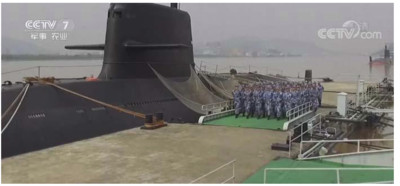 AIP潛艇氣體洩露 軍士長10秒解危