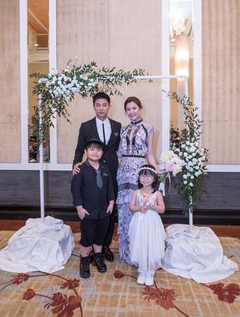 ▲▼安心亞、陳泂江《簡單的婚禮》。(圖/華映提供)