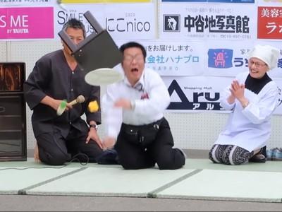 冰的啦!日本最大翻桌比賽上線啦 單身狗邊翻邊喊:我要女朋友!
