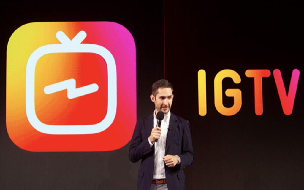 嘗試突破!IG為10億用戶加「IGTV」  實就像「抖音」