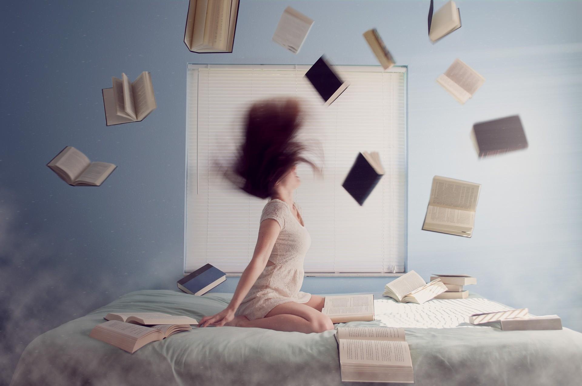 ▲▼ 速讀,記憶(圖/取自Pixabay)
