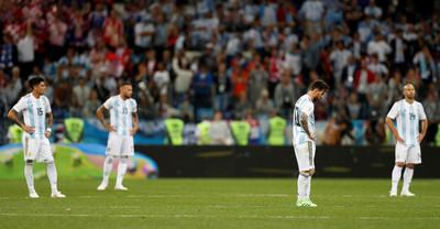阿根廷先別哭 近幾屆絕處逢生球隊