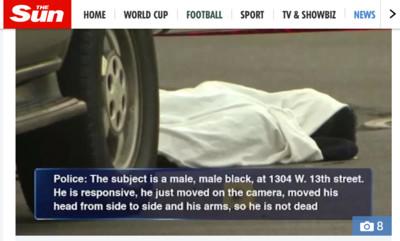 頭中彈被蓋白布 17歲少年卻死而復生