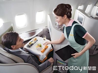 高端客成長15% 長榮航:新機設計會讓人「連三哇」