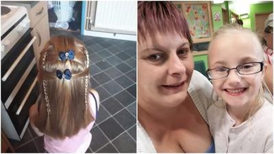 被同學惡意剪髮6次 遲緩女難逃霸凌 心碎媽「只想讓她有自信上學」